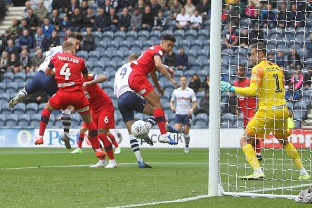 A fit and firing Sean Maguire is so vital to PNE's success this season