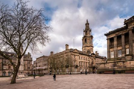 The weather in Preston is set to be dull on Thursday 22 August, with light rain and cloud
