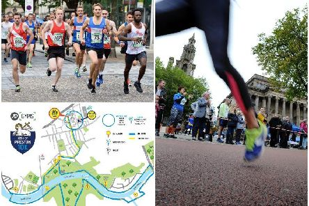 City of Preston 10k is set to take place later this month