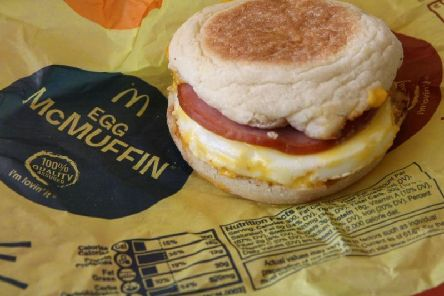 McDonald's is giving away a free McMuffin with any hot drink bought via their app this week
