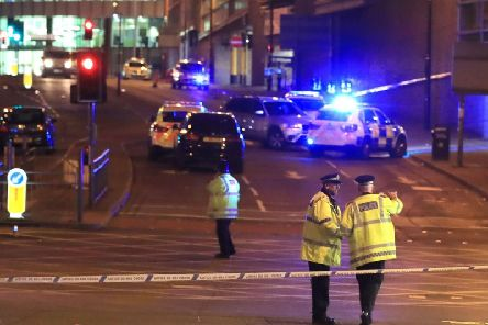 Response to Manchester Arena bombing