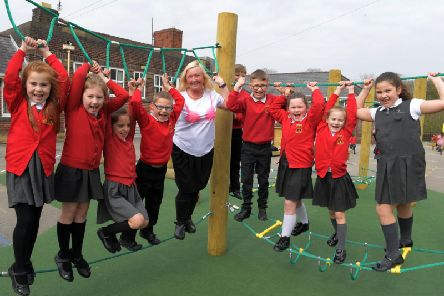 Leyland Woodlea Junior School TA Nicola Bell is taking part in the MoonWalk London 2019 to raise money for breast cancer research (Images: JPIMedia)