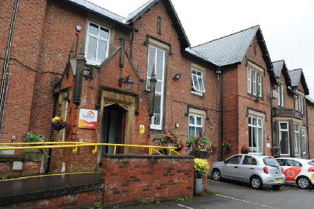 Methodist Action HQ in the Galloways building in Penwortham.