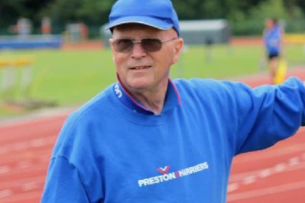 Bob Welfare inspired hundreds of youngsters in athletics.