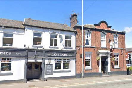 The Lane Ends pub looks set to get two new microbars on its doorstep.
