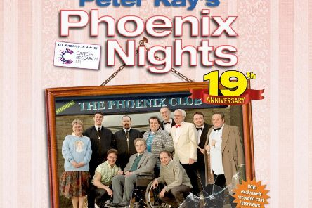 Phoenix Nights showing at Opera House, Blackpool on Saturday February 29