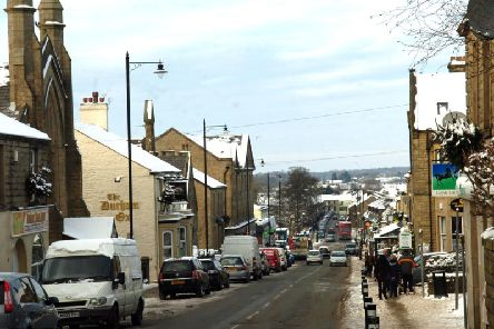 A town plan will bring back control to locals says a correspondent