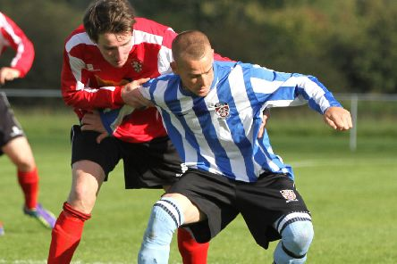Longridge Town's Danny Wilkinson