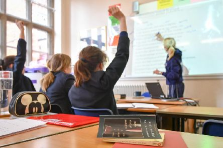 Lancashire's schools excluded students 522 times for assaulting adults in 2017-18