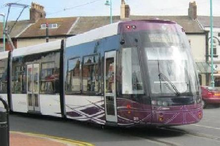 Blackpool's tram system is not in operation this morning (November 12) due to an issue with the overhead cables