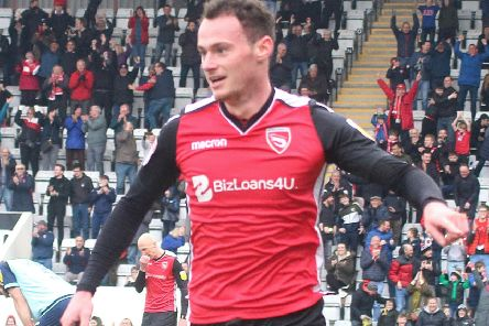 Jim Bentley knows all about Liam Mandeville after their time together at Morecambe