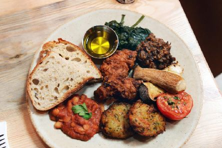 Lancashire recommends... some of the best vegan cafes in the region