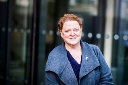 Internationally renowned forensic anthropologist and anatomist Dame Sue Black is Lancaster University's Pro Vice-Chancellor for Engagement (photo Jill Jennings)