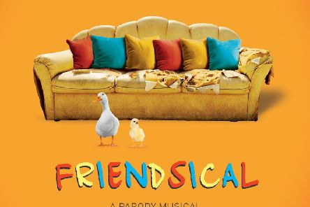 The one about the news Friends musical