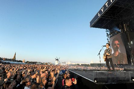 Stereophonics at Lytham Festival