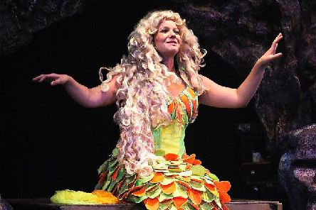 The story of The Little Mermaid is coming to Lowther Pavilion this summer