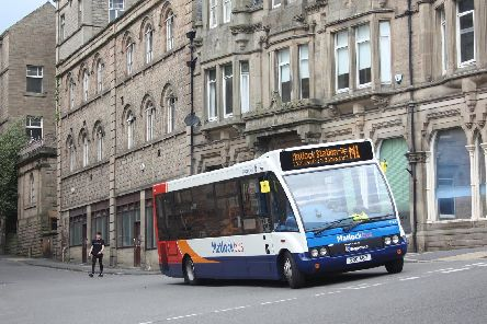 Stagecoach will run more buses in the town