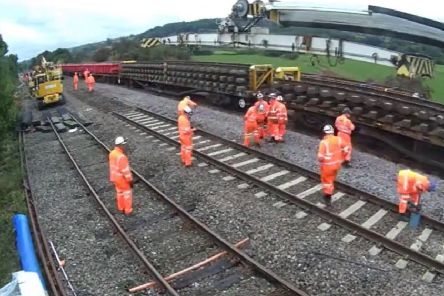 Network Rail is to carry out major upgrade works at Ambergate Junction, February 10-16, as part of a �13million project to improve services between Nottingham and Matlock. Passengers are advised to check before travelling on those dates for any potential disruption.