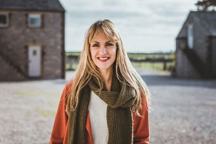 Ange Terry has set up a retreat for women in the Peak District.