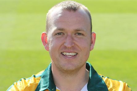 Luke Fletcher was in the wickets as Notts cruised to victory at Derbyshire.