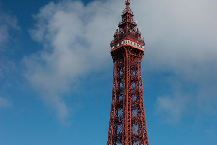 Blackpool - towering above the rest for fun.