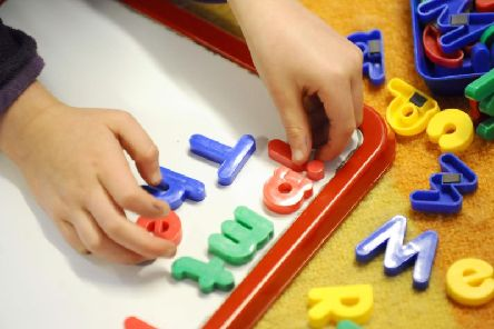 The number of children using Sure Start centres in Kirklees has plummeted.
