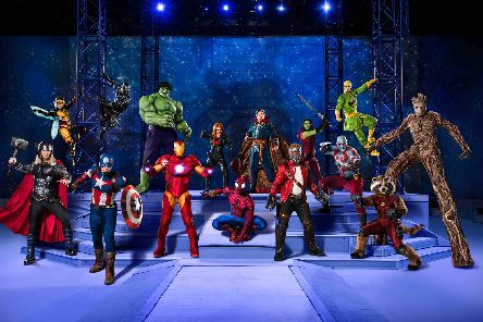 Marvel Universe LIVE! flies into Yorkshire with a brand new show