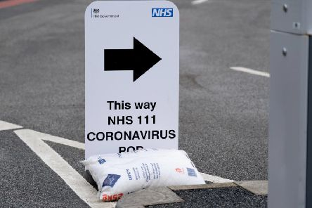 A further 684 people have died after testing positive for coronavirus in the UK.