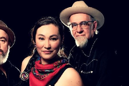 Diyet and the Love Soldiers Album Release at the Yukon Arts Centre on March 9, 2018. 'Photo by Alistair Maitland Photography