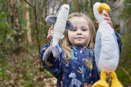 Another of the projects, Wild Things, will support schoolchildren in disadvantaged areas and help them engage with animals.