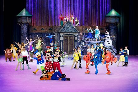 Disney on Ice 100 Years of Magic is coming to the Newcastle Utilita Arena