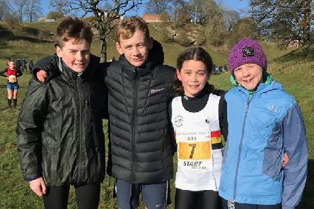 Strong weekend winds make difficult conditions for Harriers