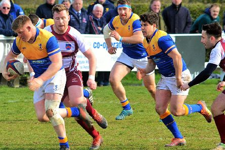 Alnwick end league season on a winning note against Wirral