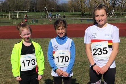 Busy weekend for senior and junior members of Harriers