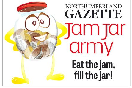 The Jam Jar Army appeal is going great guns.