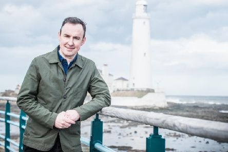 Charlie Hoult, who is standing as a Conservative in the North of Tyne mayoral election on May 2.