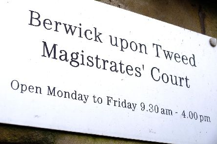Berwick-upon-Tweed Magistrates' Court.