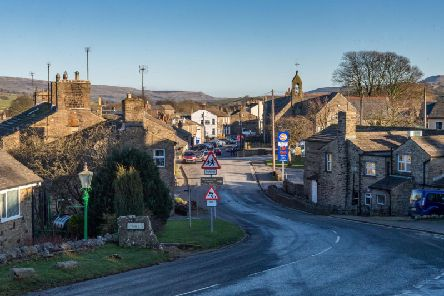 Hawes is to lose its Barclays branch in July. Pic: James Hardisty