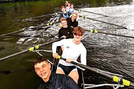 Academy on course with new rowing scheme