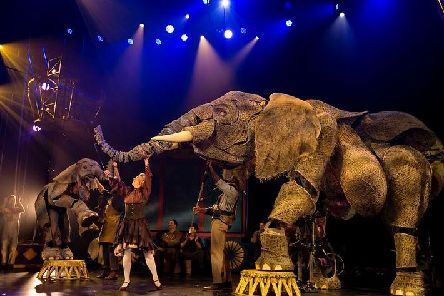 Circus 1903 at The Lowry promises to be spectacular