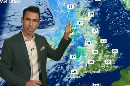 On Thursday, the Met Office predicts that the early morning rain in Lancashire is expected to clear leading to a brighter sunnier day