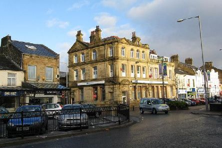 Barclays Bank, Nelson
