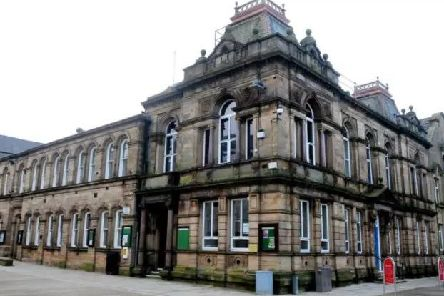 Pendle Town Hall
