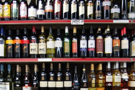 Preston folk are stocking up on wine and spirits to beat the Chancellor's usual Budget increase