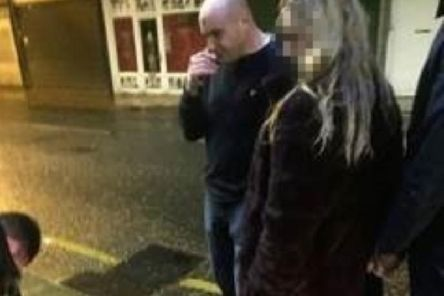 Police would like to speak to this man in relation to the incident