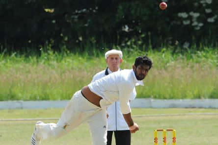 Nelson sub-professional Sehan Weerasinghe took 4-30
