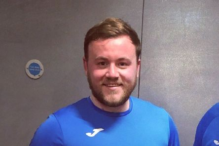 Nelson manager Andy Harrison