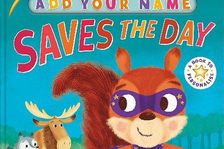 Star in Your Own Story: Saves the Day