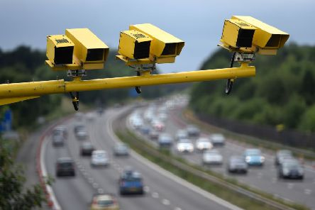 Speeding accounted for nearly nine in 10 driving offences in Humberside last year, figures reveal.