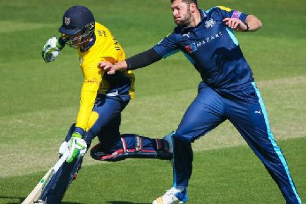 Yorkshire face an anxious wait on Friday evening